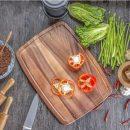 菜砧板的卫生健康很重要,值得重视